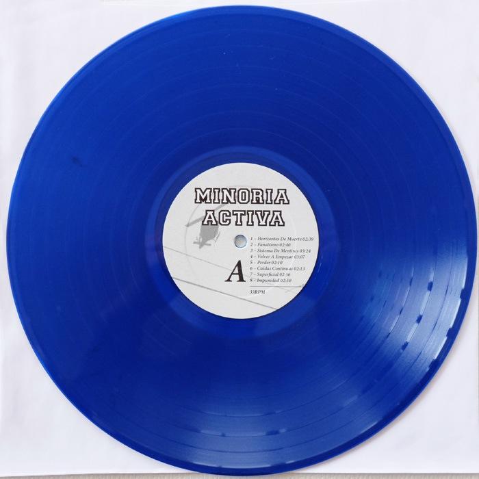 035_-_Minoria_Activa_-_1997_Vinyl
